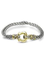 John Medeiros - Anvil Double Strand Horseshoe Bracelet