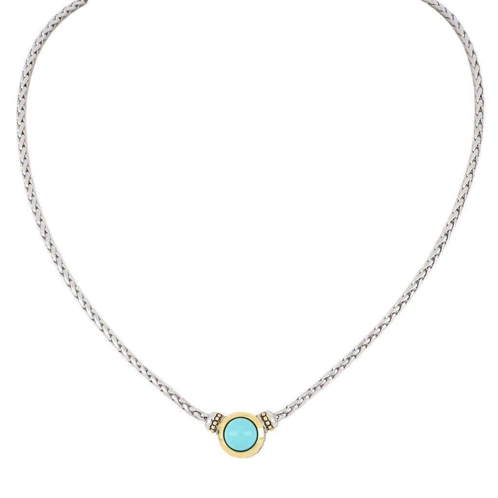 John Medeiros John Medeiros - Perola Turquoise Necklace