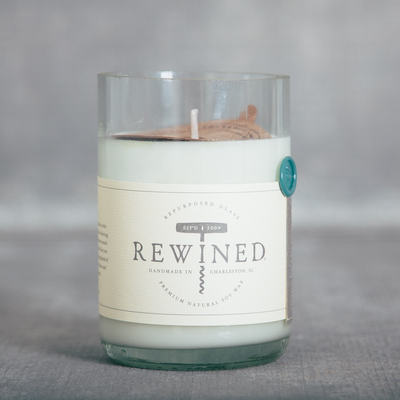 Viognier Rewined Candle