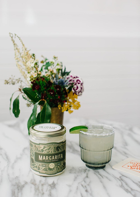 Rewined Candles Margarita Candle