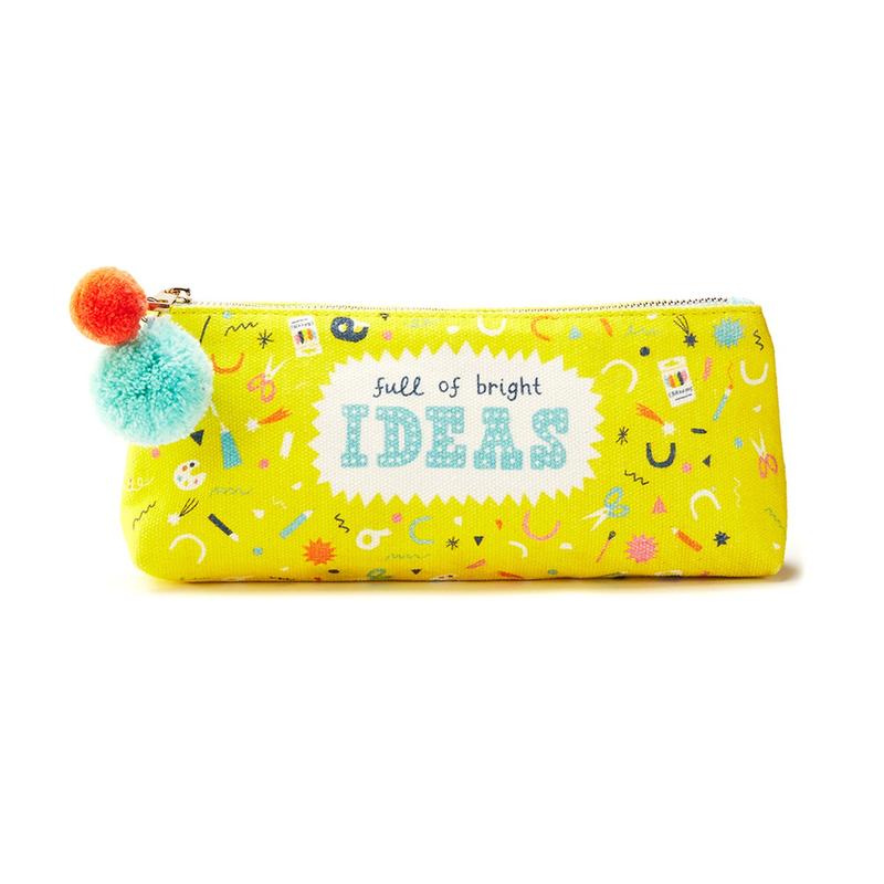 Compendium Bright Ideas Pencil Pouch