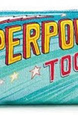 Compendium Super Powers Pencil Pouch