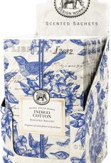 Michel Design Works - Indigo Cotton Scented Sachet