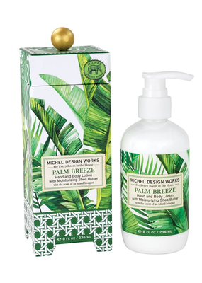 Michel Design Works - Palm Breeze Hand & Body Lotion