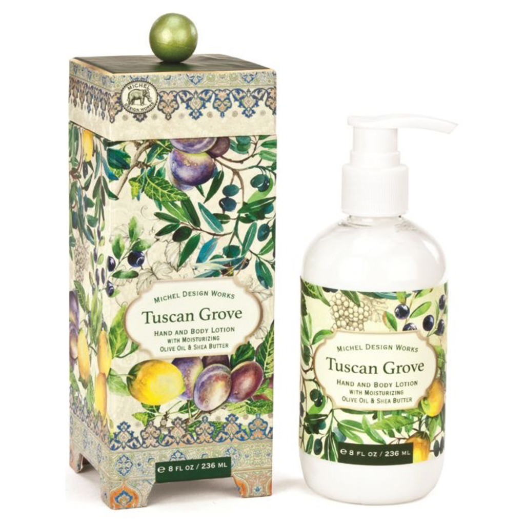 Michel Design Works Michel Design Works - Hand & Body Lotion- Tuscan Grove