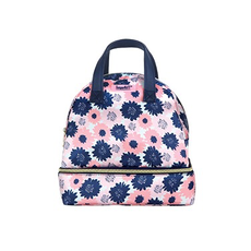 Garden Party Thermal Tote