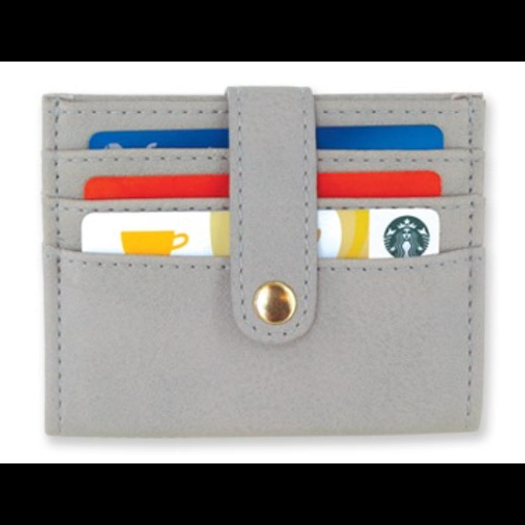 Scan Safe Card Caddy/Gray