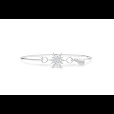Stia Pave Icon Bracelet/Starburst