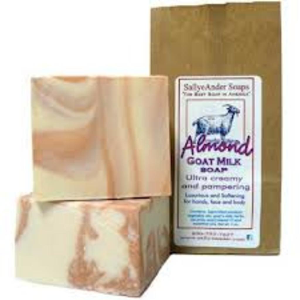 SallyeAnder Almond Goat Milk