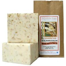 SallyeAnder Oatmeal Soap