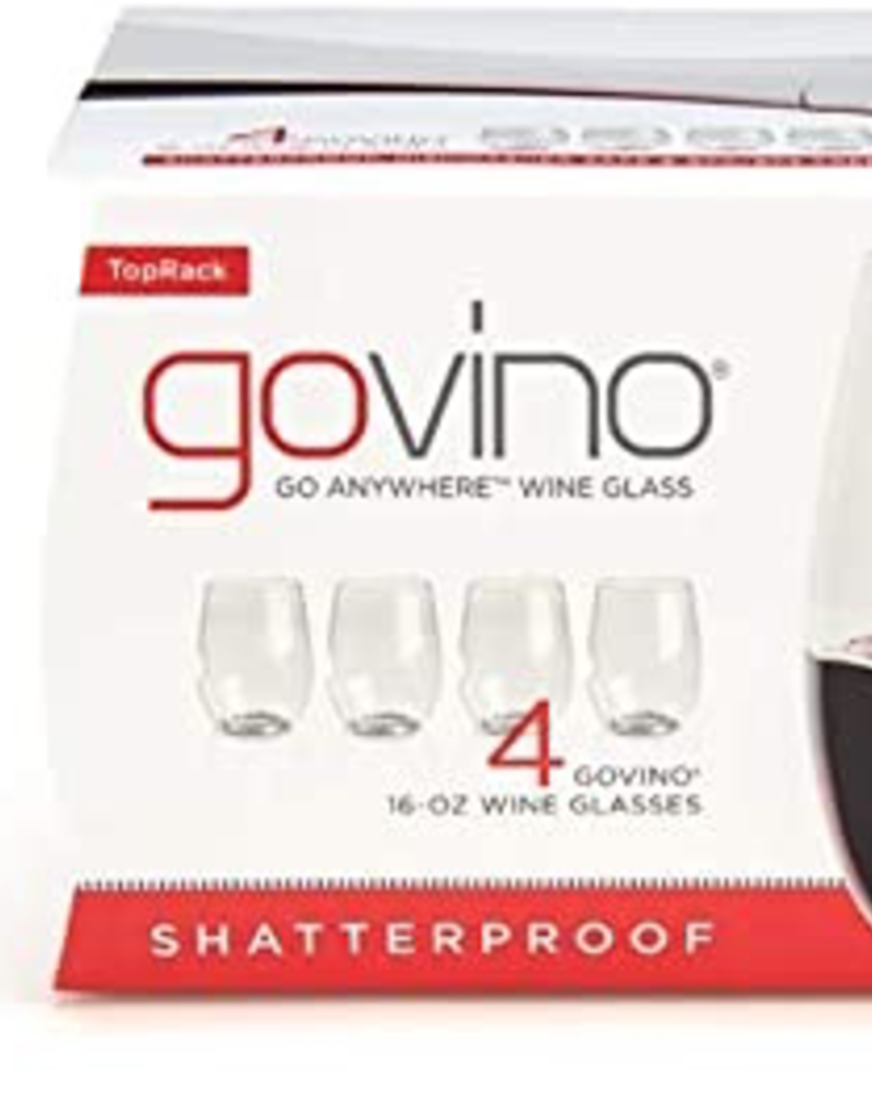 Govino 16oz. Classic Series Wine Glass/4 pk.