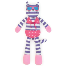 "Apple Park - Catnap Kitty 14"" Plush Toy"