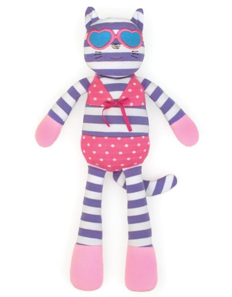 "Apple Park - Catnap Kitty 14"" Plush Toy"