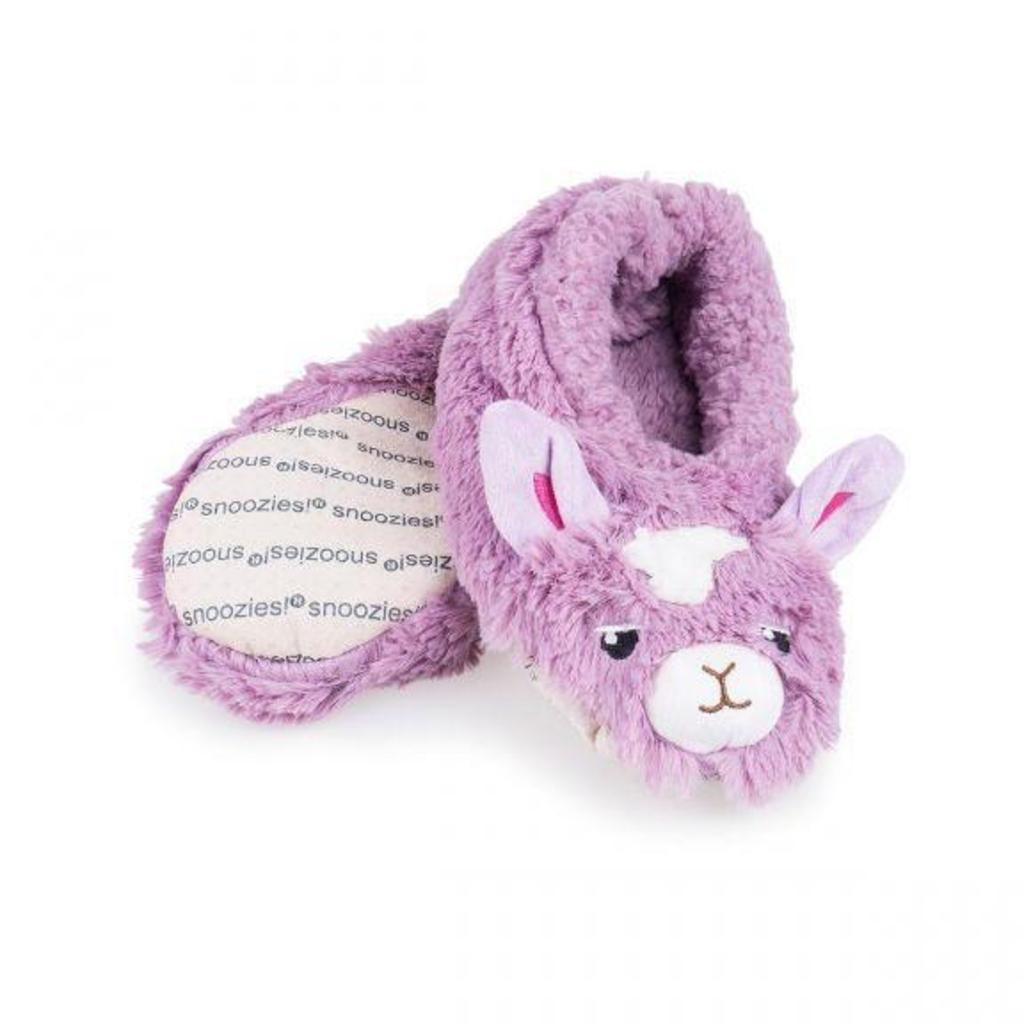 Baby Snoozies Llama Slippers 0-3