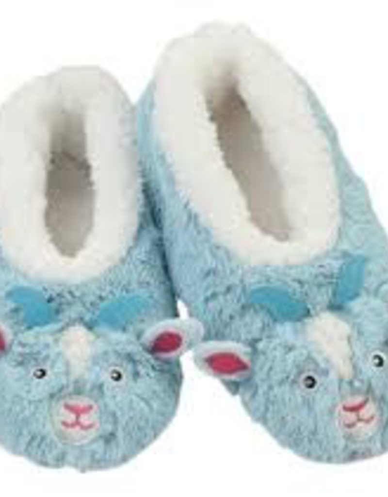 Baby Snoozies Goat Slippers 3-6