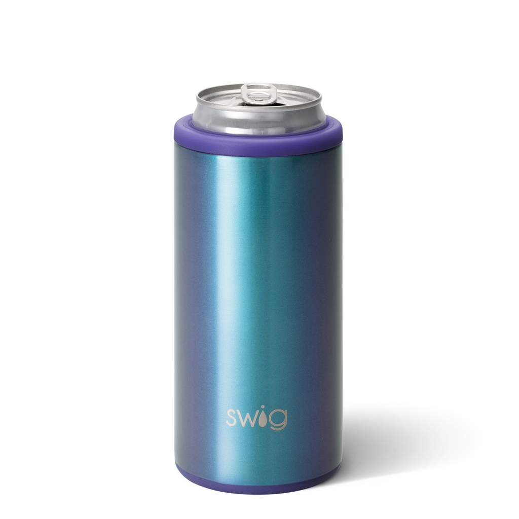 Swig 12oz Skinny Can Cooler-Mermazing