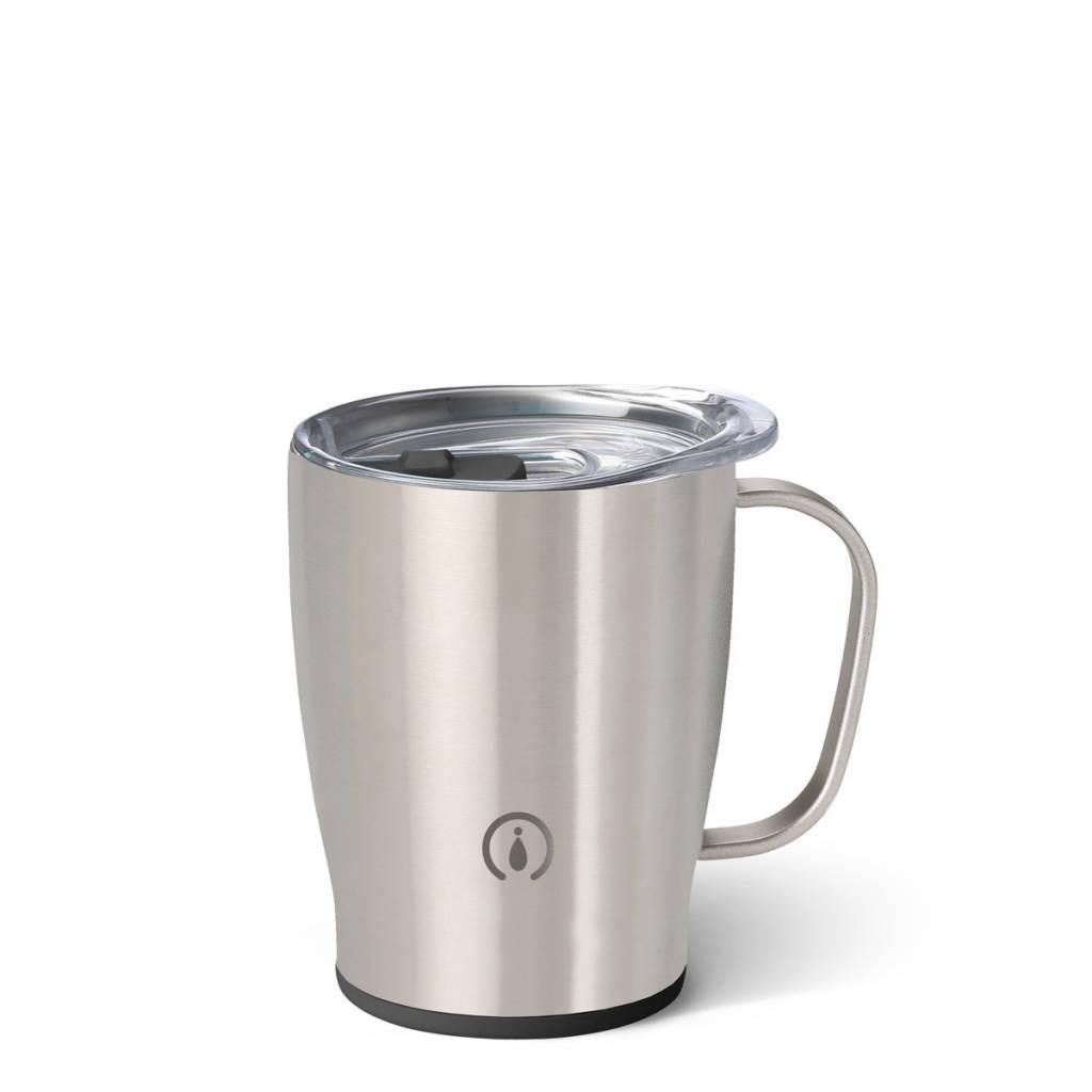 Swig 18 oz Mug-Siver