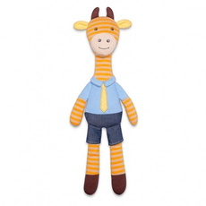 Apple Park George Giraffe Plush Toy