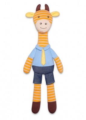 Apple Park George Giraffe Plush Toy