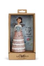 June Birthday Wish Angel
