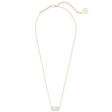 Kendra Scott Kendra Scott Ever Necklace in Gold with White Pearl
