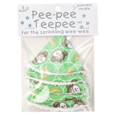 Beba Bean Pee - pee Teepee Cellophane Bag -   LilMonkey