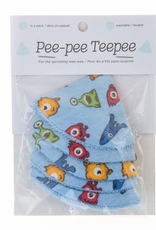 Beba Bean Pee - pee Teepee Cellophane Bag- Monster