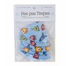 Beba Bean Pee - pee Teepee Cellophane Bag- Monster