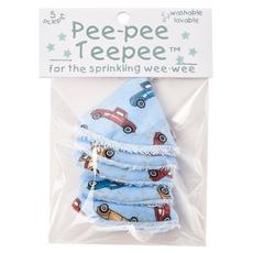 Beba Bean Pee-pee Teepee Cellophane Bag - cars