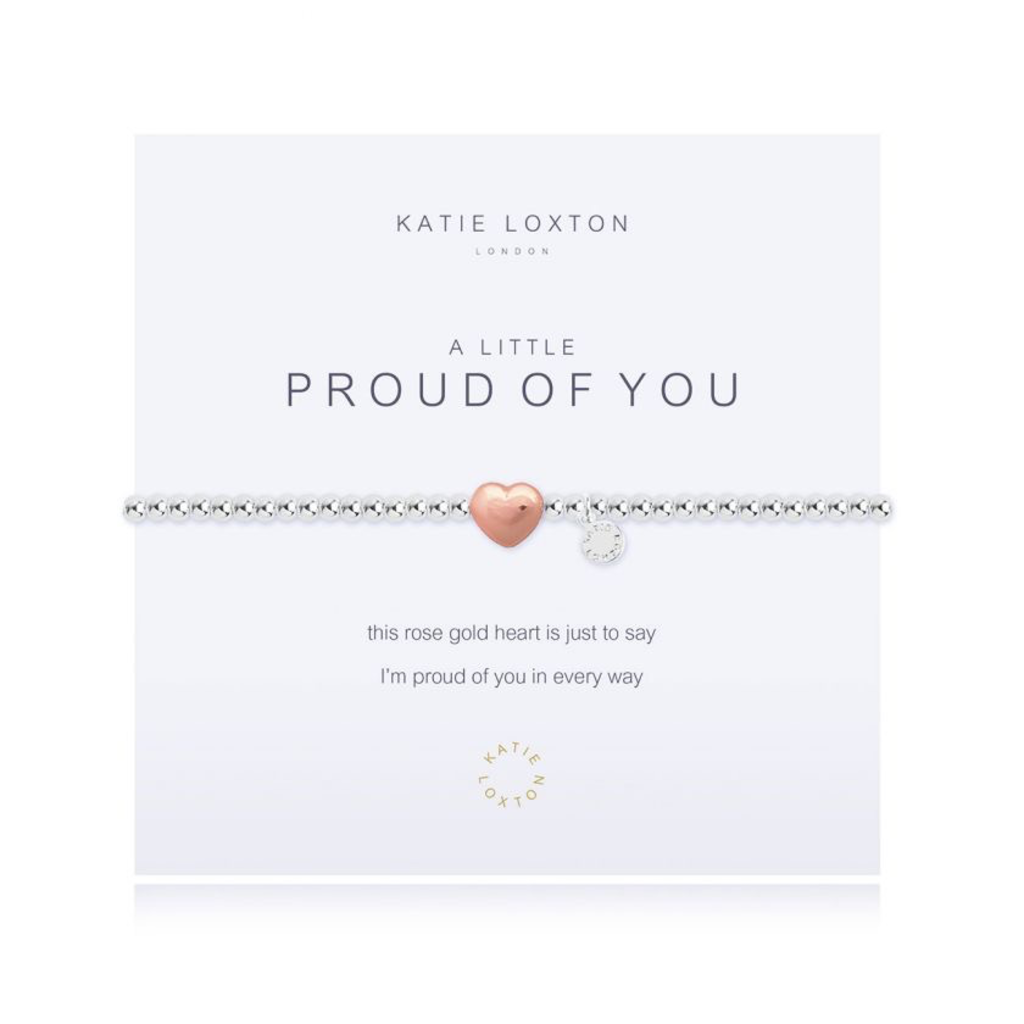 Katie Loxton a little PROUD OF YOU bracelet