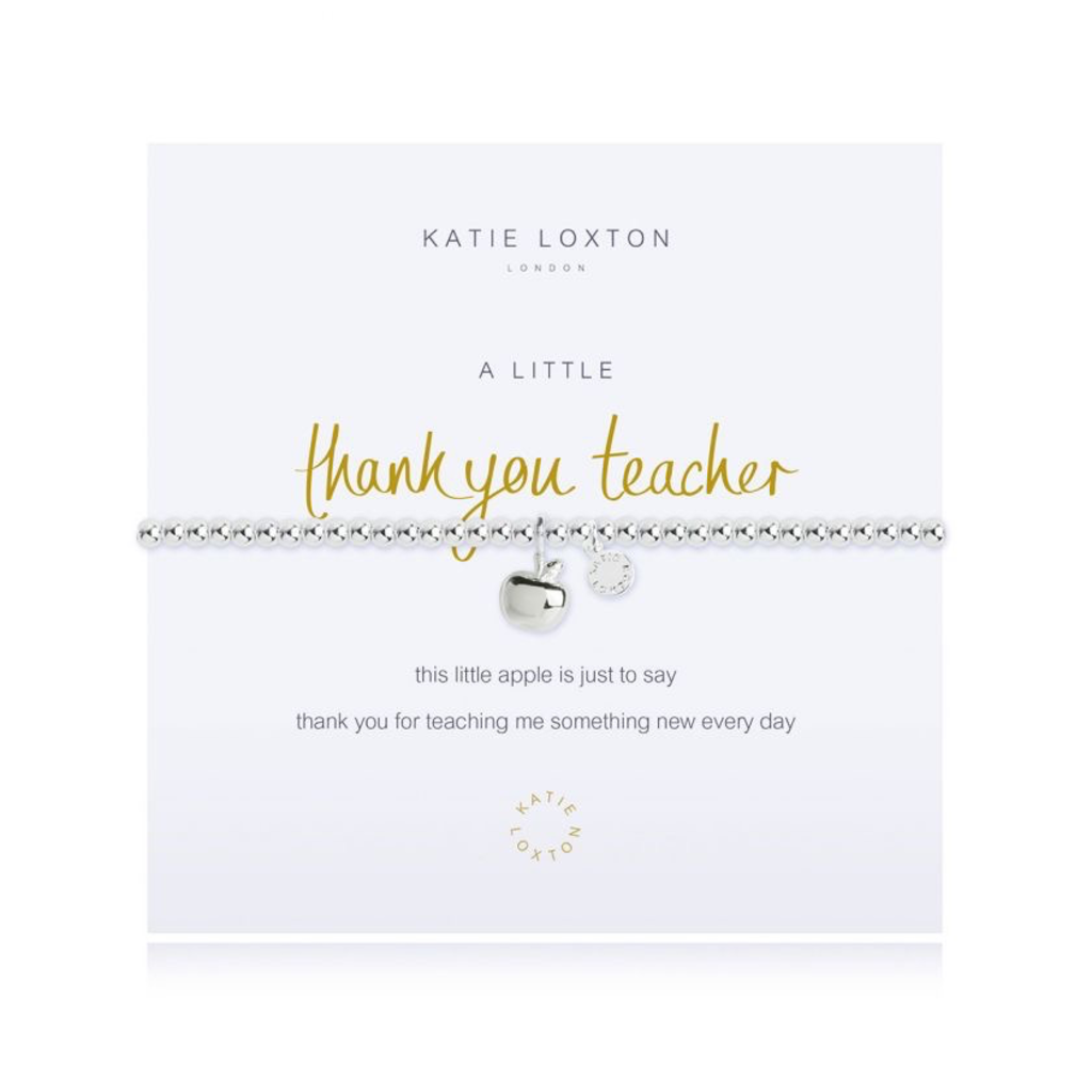 Katie Loxton a little THANK YOU TEACHER