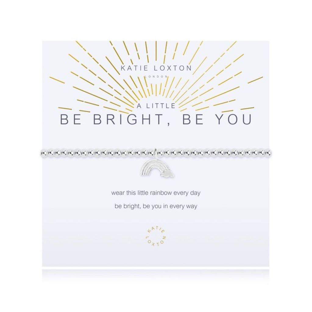 Katie Loxton a little BE BRIGHT BE YOU  bracelet