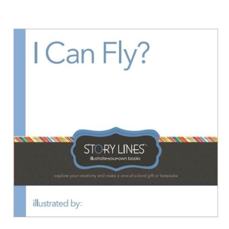 Compendium I Can Fly? Activity Book