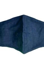Lotus & Luna Cotton Wide Face Mask w/Filter Slip
