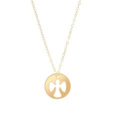 enewton enewton Guardian Angel Charm Necklace