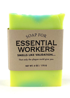Whiskey River Soap Co. Essential Worker Soap