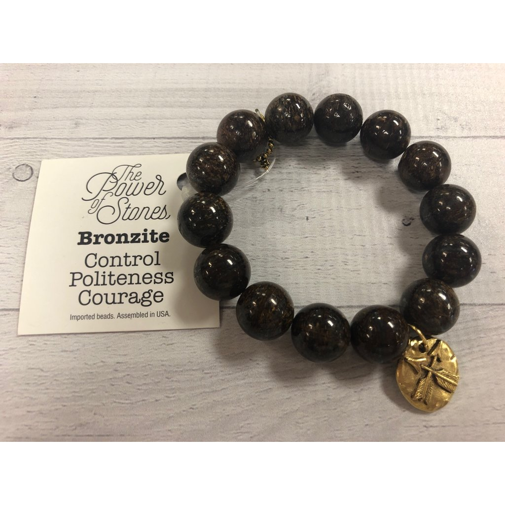 Bronzite with Arrow Medal