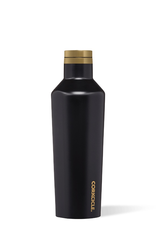 Corkcicle VIP Black Canteen - 16 oz