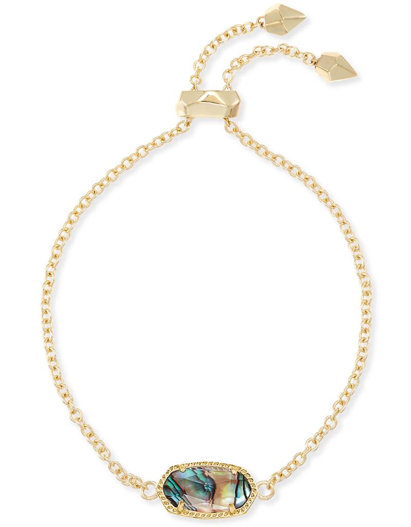 Kendra Scott Kendra Scott Elaina Gold Abalone Bracelet