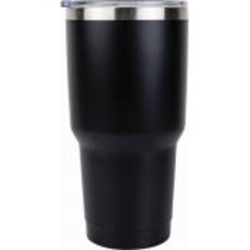 P Graham Dunn 30 oz. Black Tumbler
