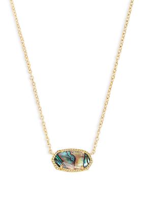 Kendra Scott Kendra Scott Elisa Gold & Abalone Necklace