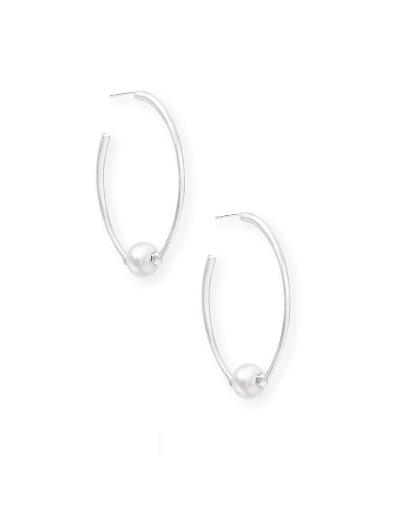 Kendra Scott Regina Earring BSV Baroque Pearl