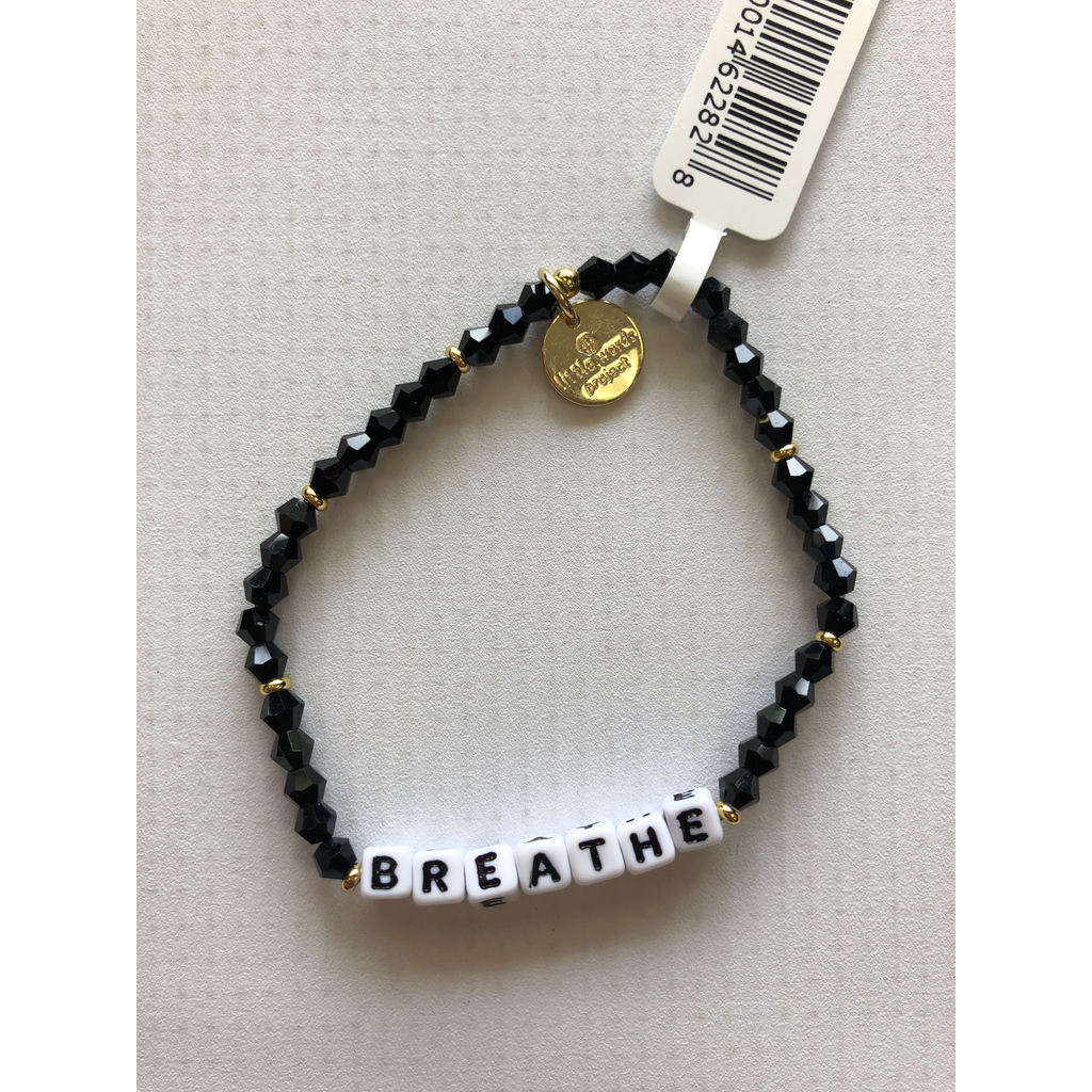 Little Words CW- Breathe JetShine