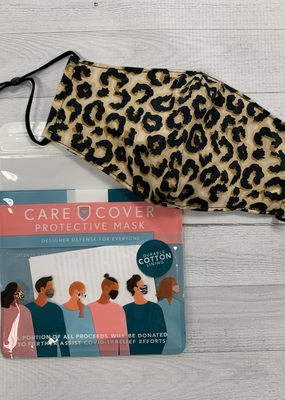 Care Cover Care Cover Mask - Leopard