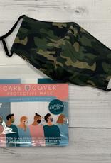 Care Cover Care Cover Mask - Green Camo