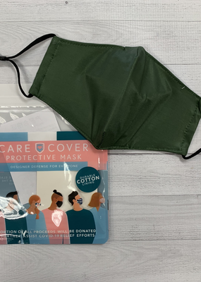 Care Cover Care Cover Mask - Green