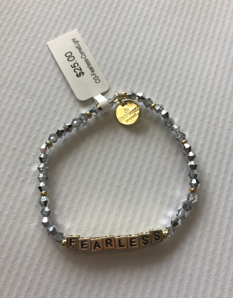 Little Words CG-Fearless-Comet Light