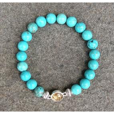 Jersey State Line Jersey State Line - Ocean City, New Jersey/Turquoise Magnesite