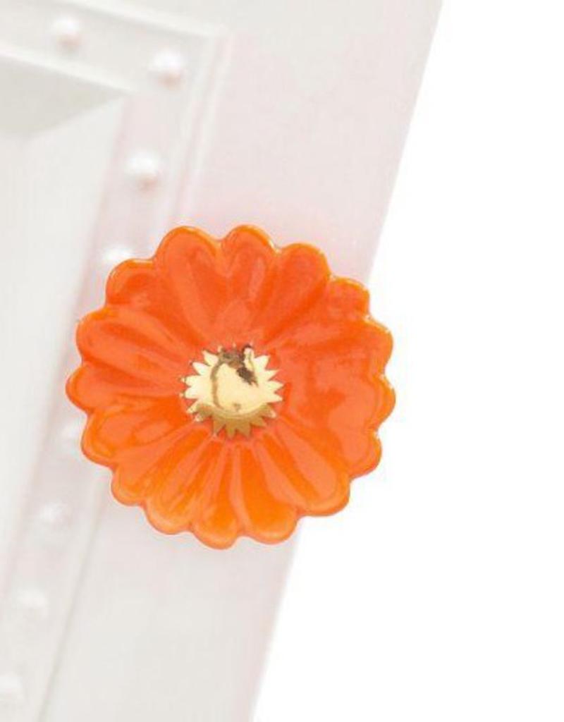 Nora Fleming - Orange Flower