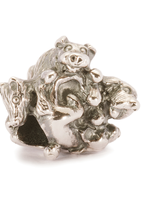 TROLLBEADS - Family of Puppies